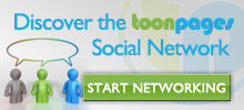 toonpage social network